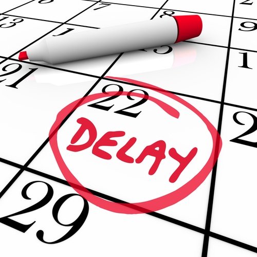 Why Is My Closing Delayed?