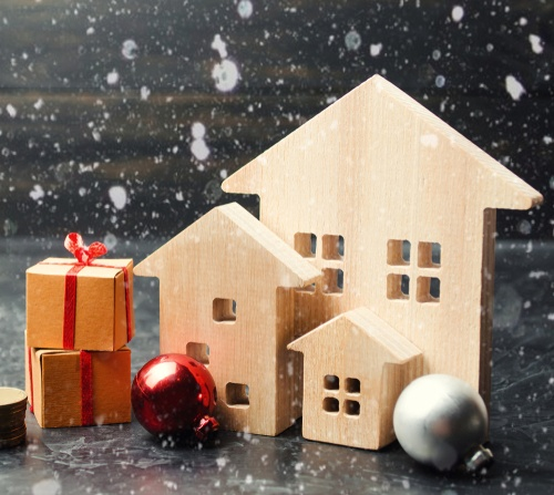 selling your home during the holiday