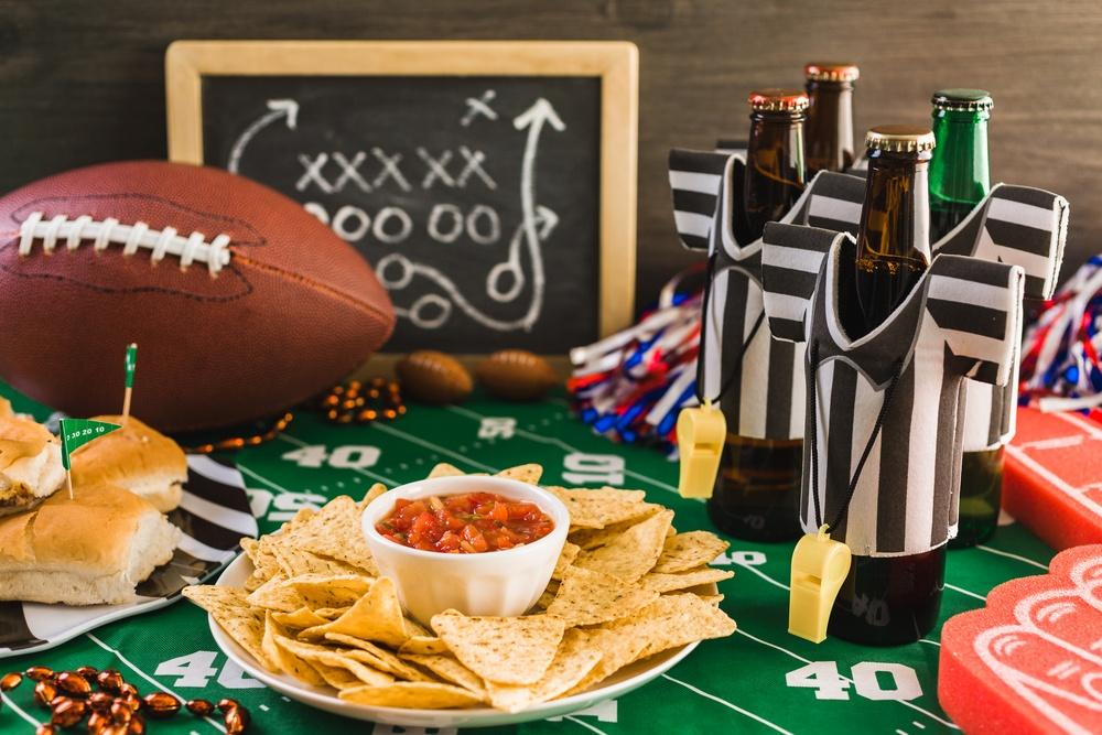 Throw a Virtual Super Bowl Party