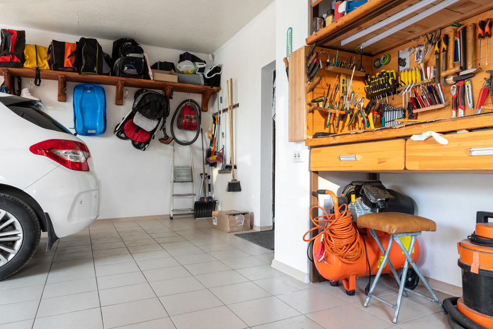 Get Your Garage Organized